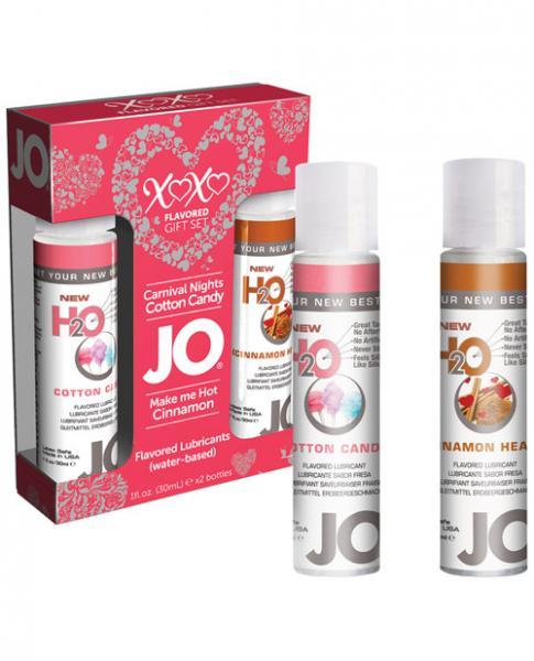 JO XOXOs Lube Gift Set