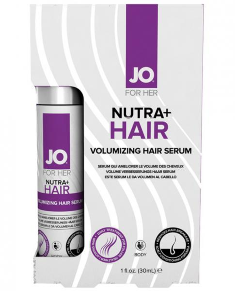 Jo Nutra Hair Volumizer Serum For Women 1oz