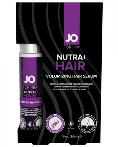 Jo Nutra Hair Volumizer Serum For Men 1oz
