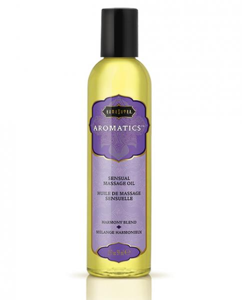 Kama Sutra Aromatics Massage Oil Harmony Blend 2oz