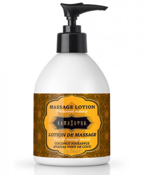 Massage Lotion Coconut Pineapple