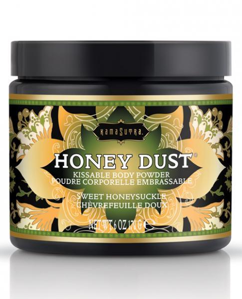 Kama Sutra Honey Dust Sweet Honeysuckle 6oz