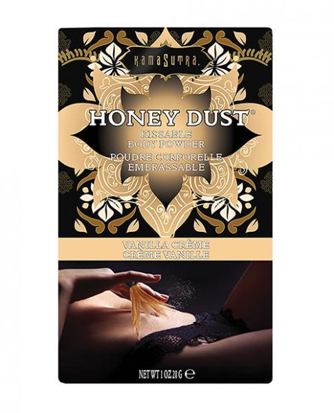 Kama Sutra Honey Dust Vanilla Creme 1oz