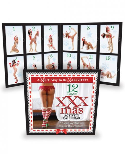 12 Days Of XXX Mas Activity Calendar