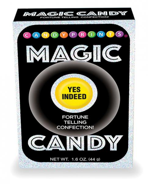 Magic Candy Fortune Telling Confection 1.6oz Box
