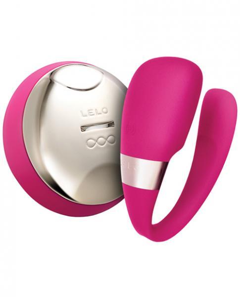 Tiani 3 Cerise Couples Vibrator