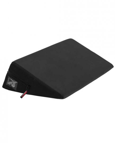 Liberator 24 inches Wedge Black Microfiber