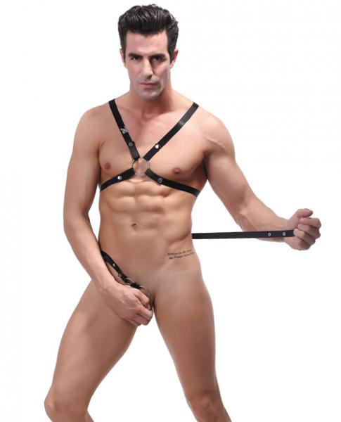 Rip Off Harness Set Black O/S