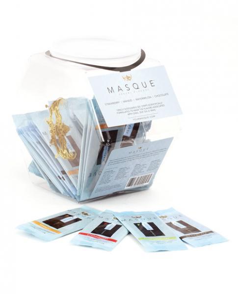 Masque Sexual Flavors 50 Asst Flavors Fishbowl
