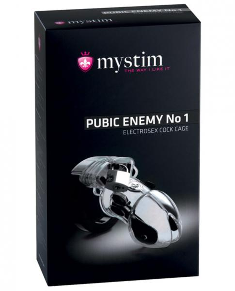 Mystim Public Enemy #1 Cage