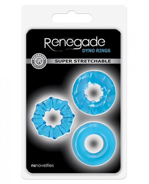 Renegade Dyno Rings - Blue