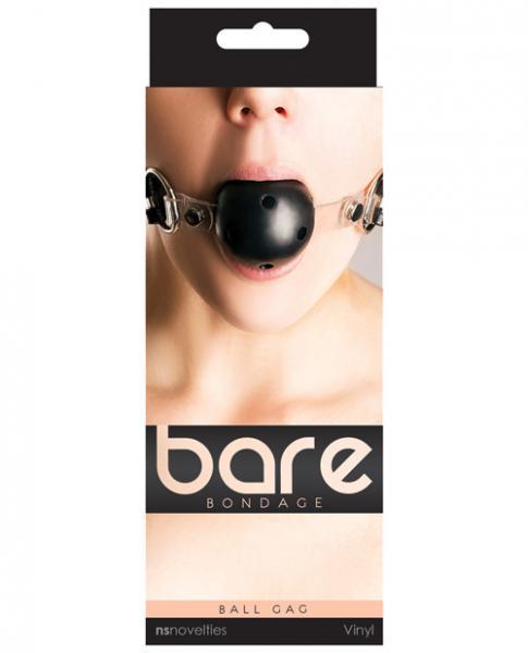 Bare Bondage Ball Gag O/S