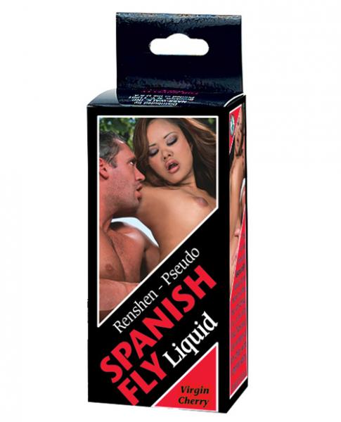 Spanish Fly Liquid Virgin Cherry 1oz