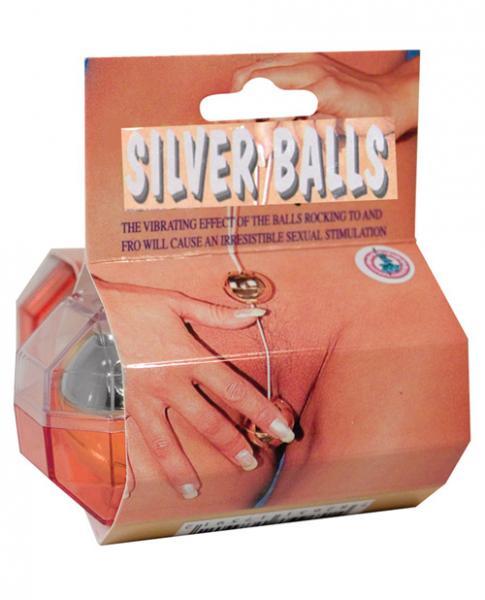 Silver Balls Silver Ben Wa Balls
