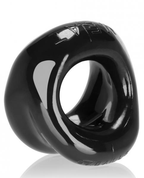 Meat Bigger Bulge Cock Ring Oxballs Black