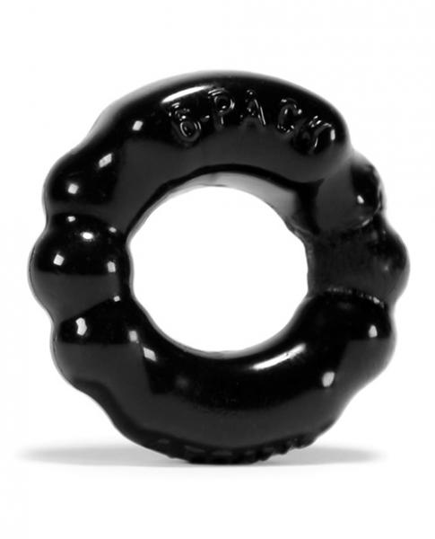 Oxballs 6-pack Cocking - Black