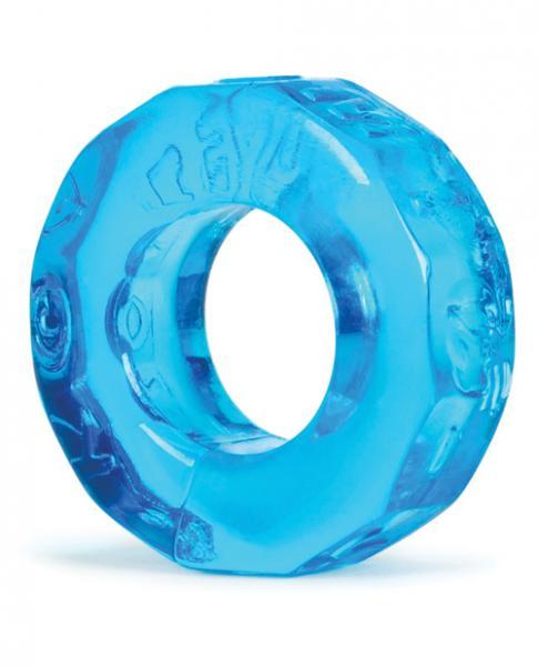 Atomic Jock Sprocket Cock Ring Ice Blue