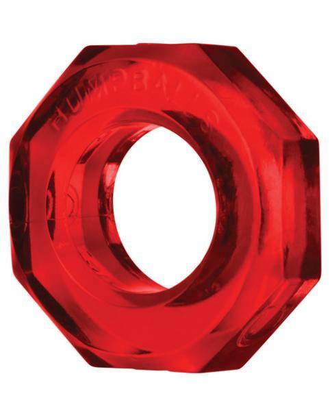 Hump Balls Cock Ring Ruby