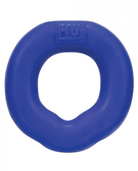 Hunky Junk Fit Ergo C Ring - Cobalt