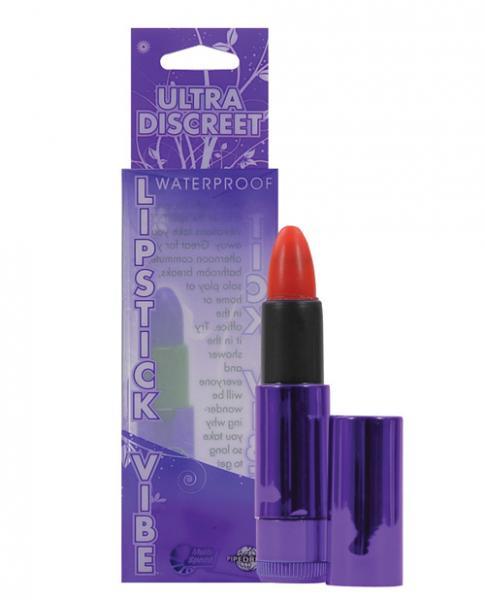Lipstick Vibe Ultra Discreet Waterproof Purple