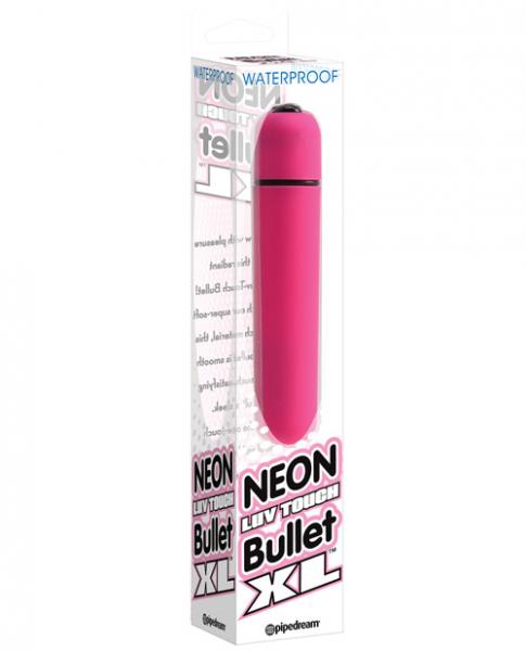 Luv Touch Bullet XL - Pink