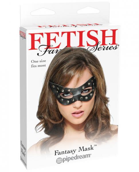 Fantasy Mask Black O/S