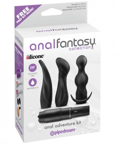 Anal Fantasy Adventure Kit Black