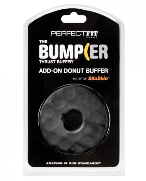 Perfect Fit The Bumper Additional Donut Buffer - Black
