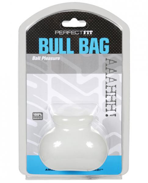 "Bull Bag 3/4"" Ball Stretcher Clear"