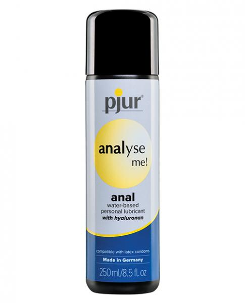 Pjur Analyse Me Water Based Lubricant 8.5 fluid ounces