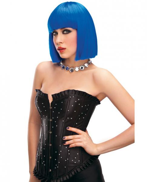 Cleo Wig Blue