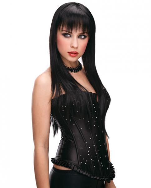 Amber Wig Black