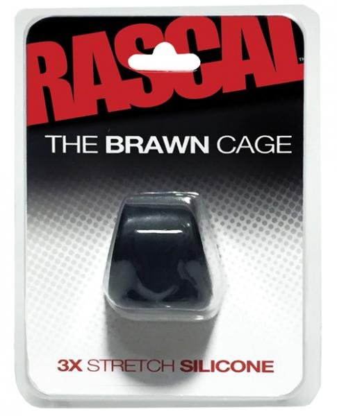 Rascal The Brawn Cage Black