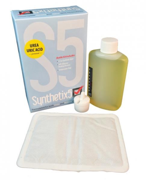 Urea Uric Acid Synthetix5 Urine Bottle Kit 3.5oz