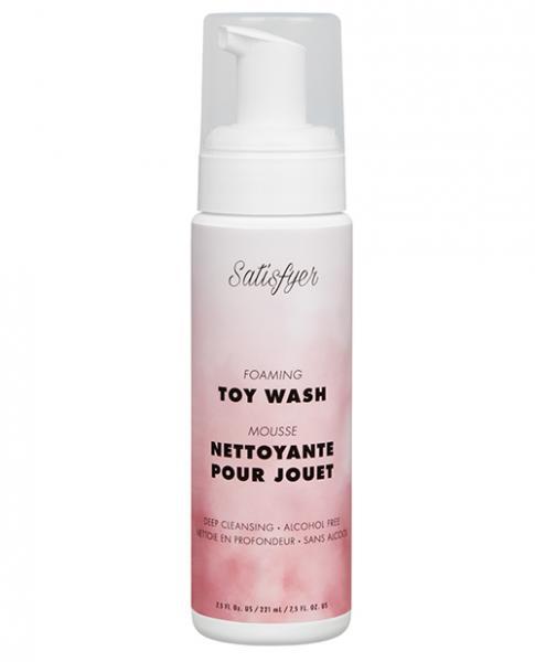 Satisfyer Women Foaming Toy Wash 7.5oz