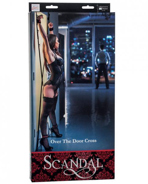 Scandal Over The Door Cross