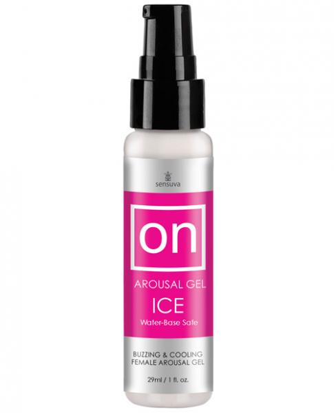 On Ice Arousal Gel Female 1 fluid ounce