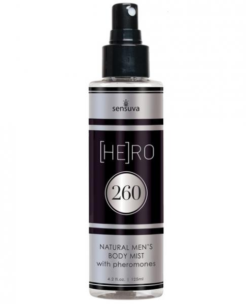 Hero 260 Male Body Mist 4.2oz
