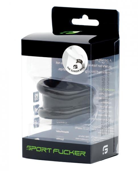 Sport F*cker Slinger Ring Black