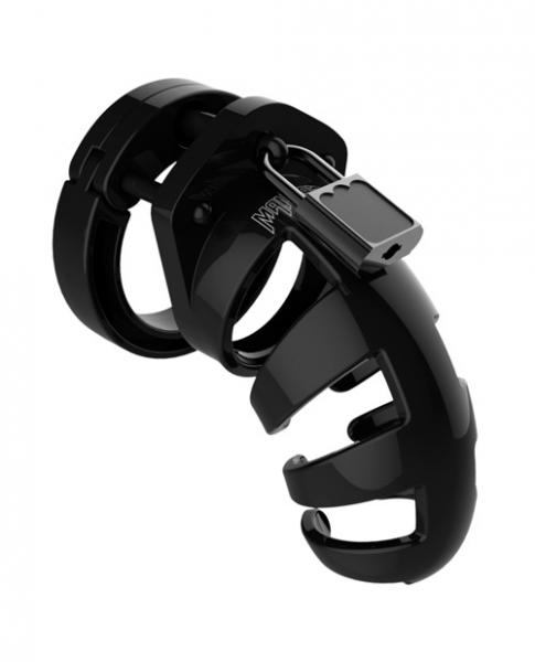 ManCage Model 2 Chastity 3.5 inches Cock Cage Black