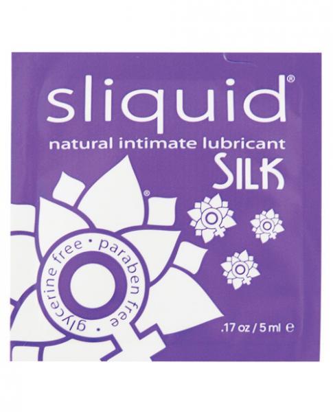 Sliquid Naturals Silk Pillow Package .17oz