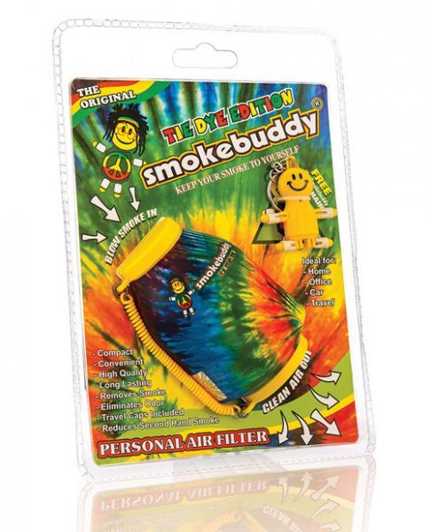 Smokebuddy Original Personal Air Filter Tie Dye