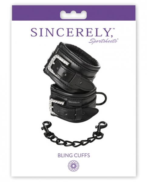 Sincerely Bling Cuffs