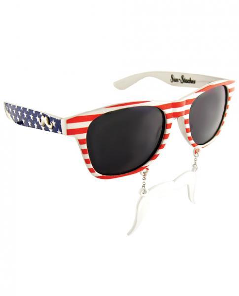 Americana Sun Staches Glasses