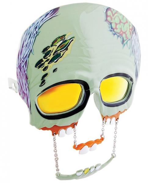 Sun Staches Zombie Sunglasses