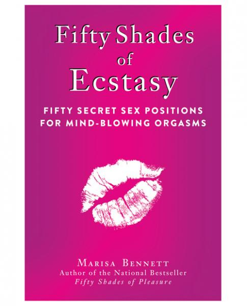 Fifty Shades Of Ecstasy by Marisa Bennet