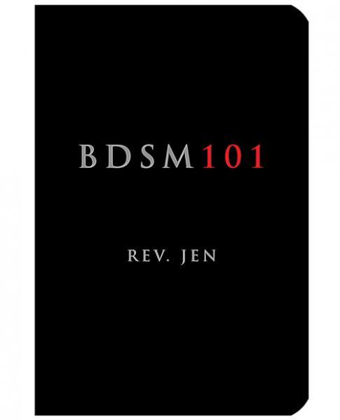 BDSM 101 Book by Rev Jen