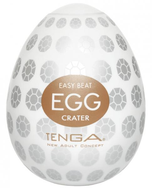 Tenga Hard Gel Egg Crater Stroker