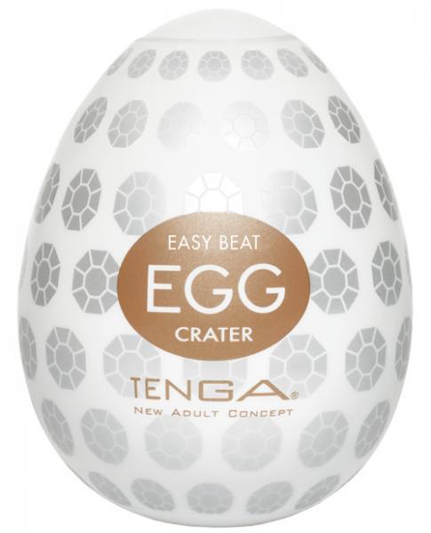 Tenga Hard Gel Egg Crater Stroker