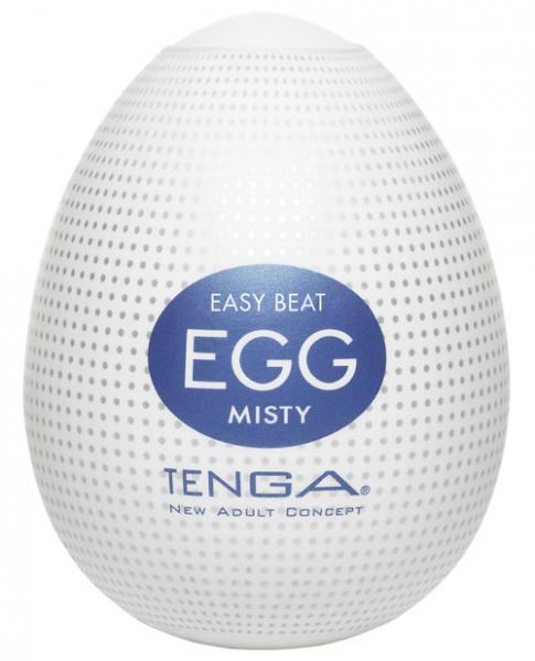 Tenga Hard Gel Egg Misty Stroker